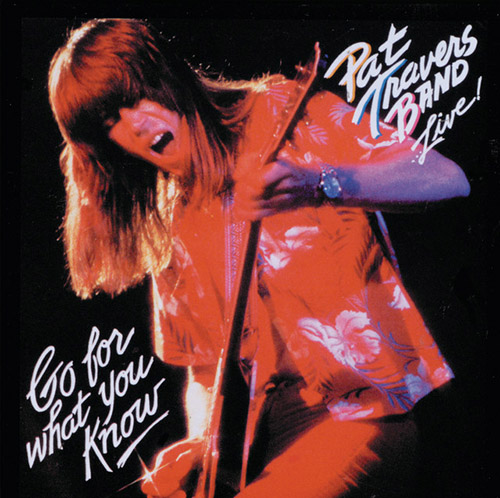 Pat Travers, Boom Boom (Out Go The Lights), Guitar Tab