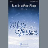 Download Steve King Born In A Poor Place sheet music and printable PDF music notes