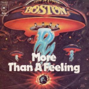 Boston, More Than A Feeling, Easy Guitar Tab