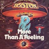 Download Boston More Than A Feeling sheet music and printable PDF music notes