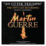 Download Boublil and Schonberg I'm Martin Guerre (from Martin Guerre) sheet music and printable PDF music notes