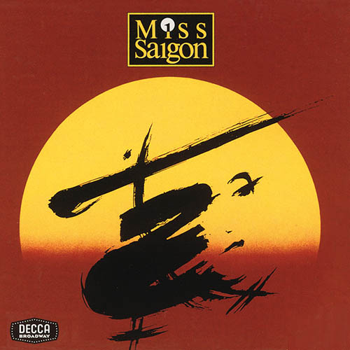 Boublil and Schonberg, Sun And Moon (from Miss Saigon), Piano