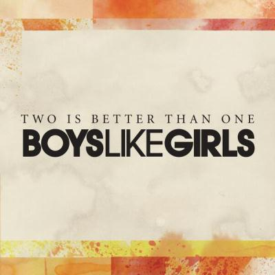 Boys Like Girls featuring Taylor Swift, Two Is Better Than One, Piano, Vocal & Guitar (Right-Hand Melody)