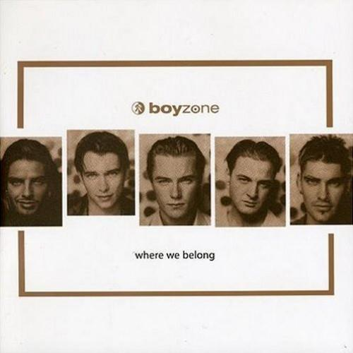 Boyzone, Baby Can I Hold You, Piano, Vocal & Guitar