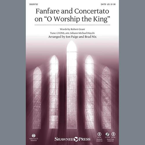 Brad Nix, Fanfare and Concertato on