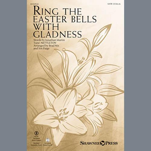 Brad Nix, Ring the Easter Bells with Gladness - Trombone 1 & 2, Choir Instrumental Pak