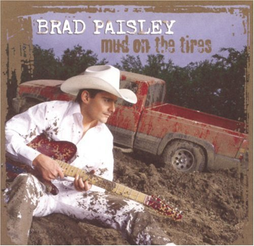 Brad Paisley, Celebrity, Piano, Vocal & Guitar (Right-Hand Melody)