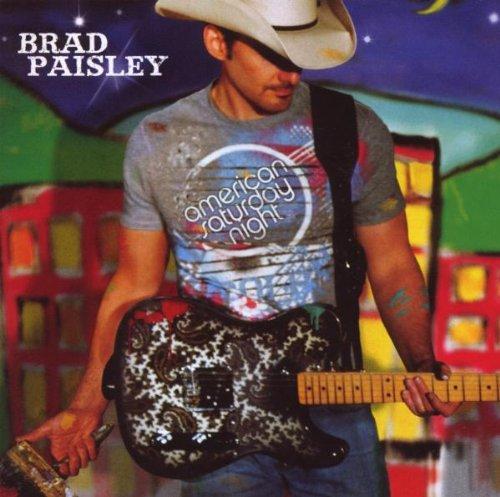 Brad Paisley, Water, Easy Guitar Tab