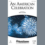 Download Brant Adams An American Celebration - Bb Clarinet 1,2 sheet music and printable PDF music notes