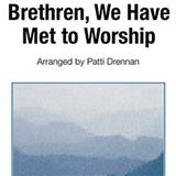 Download Don Hustad 'Brethren, we have Met to Worship' printable sheet music notes, Hymn chords, tabs PDF and learn this Organ song in minutes