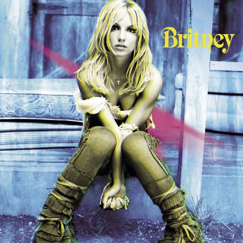 Britney Spears, I'm Not A Girl, Not Yet A Woman, Piano, Vocal & Guitar