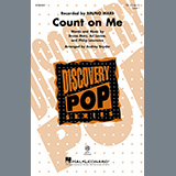Download Bruno Mars Count On Me (arr. Audrey Snyder) sheet music and printable PDF music notes