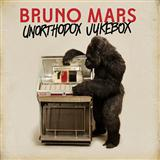 Download Bruno Mars When I Was Your Man sheet music and printable PDF music notes
