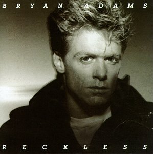 Bryan Adams, Heaven, Piano, Vocal & Guitar (Right-Hand Melody)