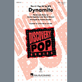 Download BTS Dynamite (arr. Audrey Snyder) sheet music and printable PDF music notes