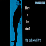 Download Bud Powell Blues In The Closet sheet music and printable PDF music notes