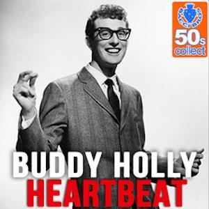 Buddy Holly, Heartbeat, Piano, Vocal & Guitar (Right-Hand Melody)