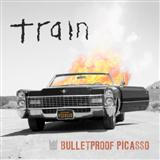 Download Train 'Bulletproof Picasso' printable sheet music notes, Pop chords, tabs PDF and learn this Piano, Vocal & Guitar (Right-Hand Melody) song in minutes
