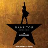 Download Lin-Manuel Miranda Burn (from Hamilton) sheet music and printable PDF music notes