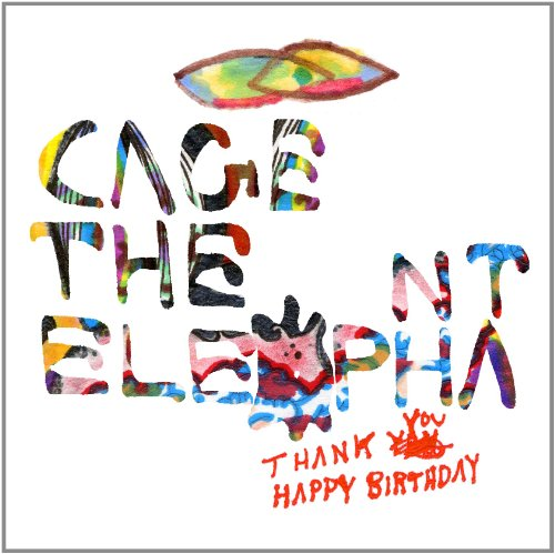 Cage The Elephant, Aberdeen, Guitar Tab