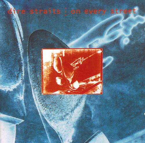 Dire Straits, Calling Elvis, Guitar Tab