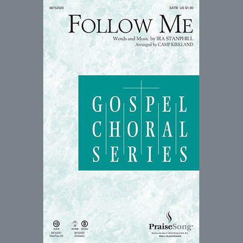 Follow Me - Harp sheet music