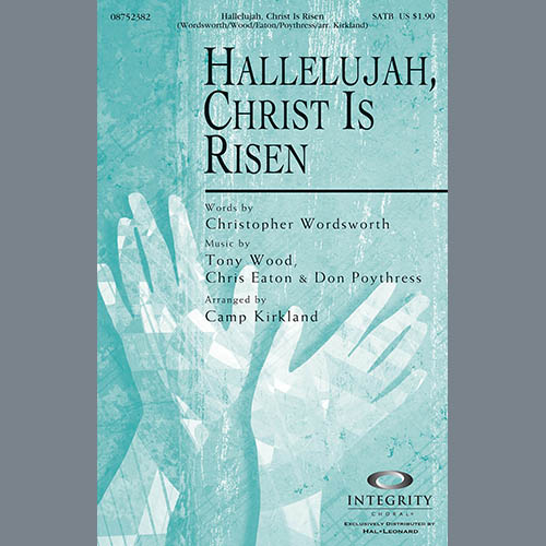 Hallelujah, Christ Is Risen - Clarinet 1 & 2 sheet music