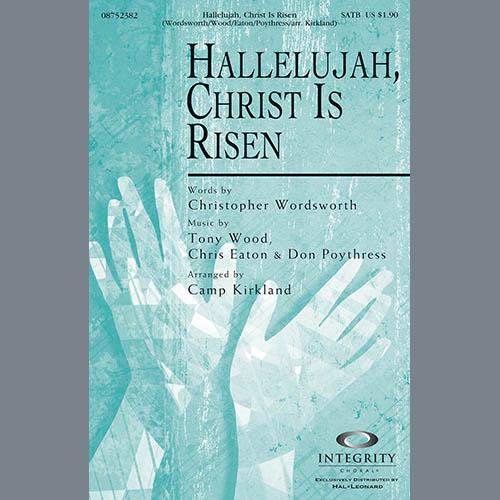 Hallelujah, Christ Is Risen - Rhythm sheet music