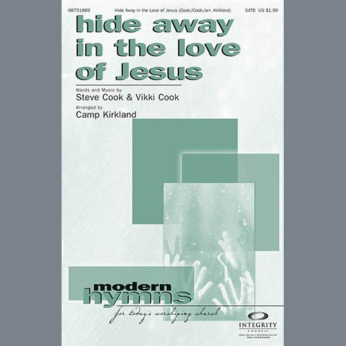 Hide Away In The Love Of Jesus - Rhythm sheet music