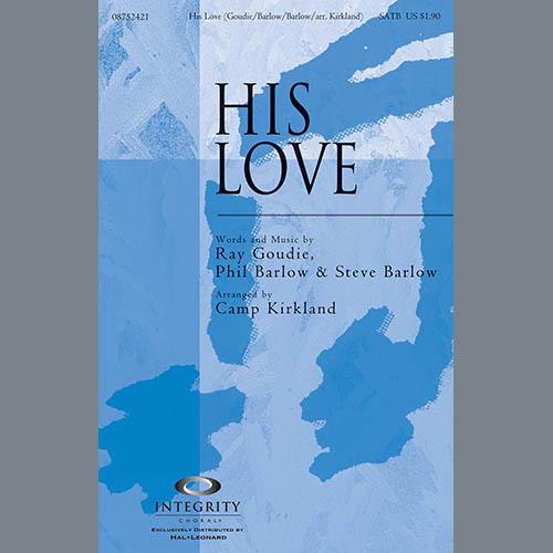 His Love - Trumpet 2 & 3 sheet music