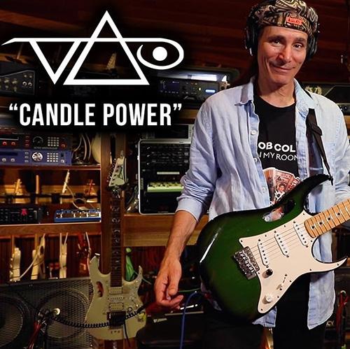 Steve Vai, Candle Power, Guitar Tab