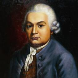 Download Carl Philipp Emanuel Bach La Complaisante sheet music and printable PDF music notes