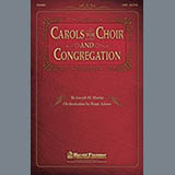 Download Joseph Martin Carols for Choir and Congregation - Handbells sheet music and printable PDF music notes