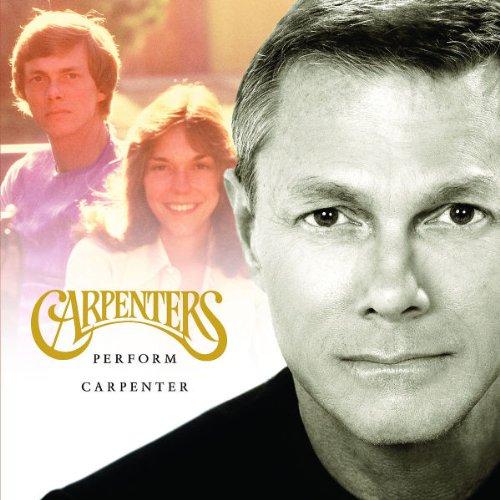 Carpenters, Merry Christmas, Darling, Easy Piano