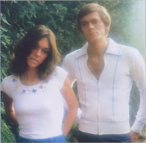 Carpenters, Only Yesterday, Piano, Vocal & Guitar (Right-Hand Melody)