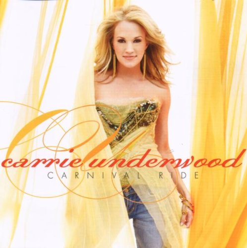 Carrie Underwood, All-American Girl, Piano, Vocal & Guitar (Right-Hand Melody)