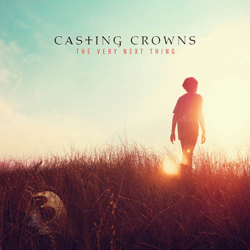 Casting Crowns, One Step Away, Piano, Vocal & Guitar (Right-Hand Melody)