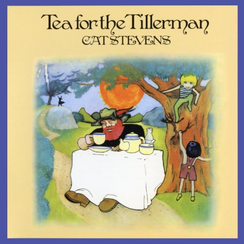 Cat Stevens, Hard Headed Woman, Piano, Vocal & Guitar (Right-Hand Melody)
