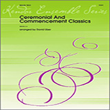 Download David Uber 'Ceremonial And Commencement Classics - Full Score' printable sheet music notes, Graduation chords, tabs PDF and learn this Brass Ensemble song in minutes