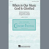 Download Charles Villiers Stanford When In Our Music God Is Glorified (arr. Susan Brumfield) sheet music and printable PDF music notes