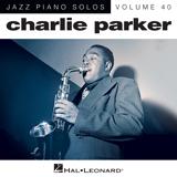 Download Charlie Parker Au Privave (arr. Brent Edstrom) sheet music and printable PDF music notes