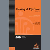 Download Chen Yi Thinking of My Home sheet music and printable PDF music notes