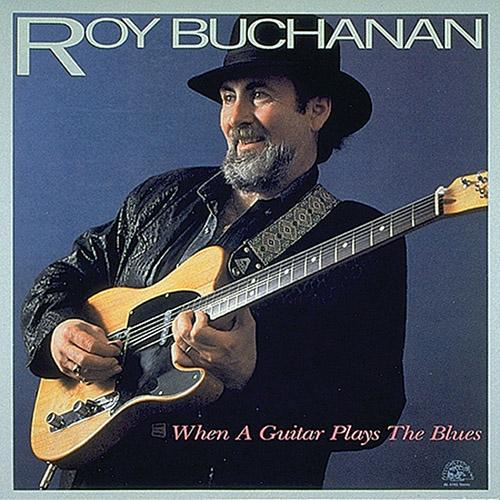 Roy Buchanan, Chicago Smokeshop, Guitar Tab
