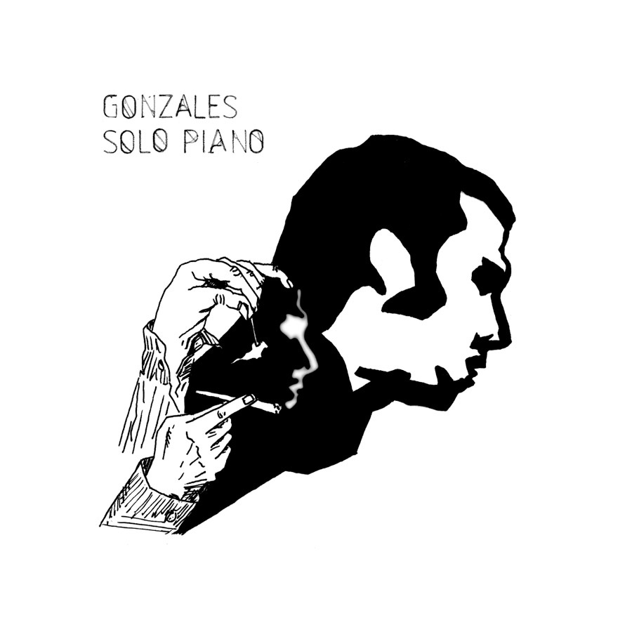 Chilly Gonzales, Salon Salloon, Piano