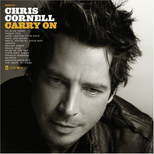 Chris Cornell, Silence The Voices, Guitar Tab