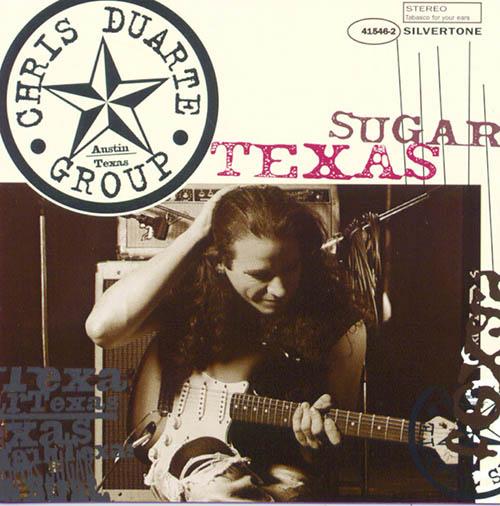 Chris Duarte, My Way Down, Guitar Tab