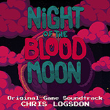 Download Chris Logsdon The Hero Will Fall (from Night of the Blood Moon) - Strings 1 sheet music and printable PDF music notes
