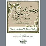 Download Phillip Keveren 'Christ The Lord Is Risen Today' printable sheet music notes, Religious chords, tabs PDF and learn this Piano song in minutes