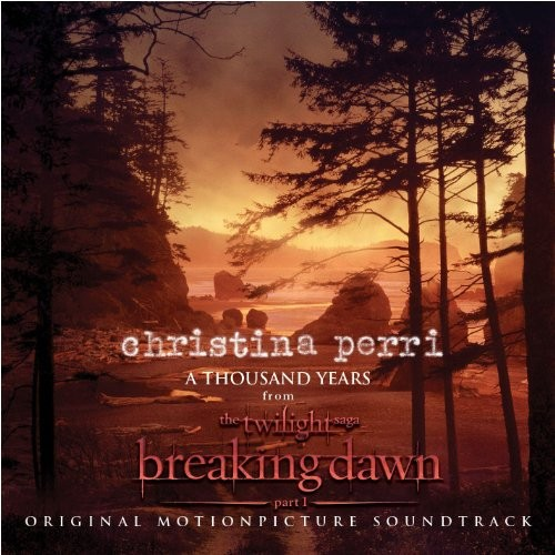 Download Christina Perri A Thousand Years sheet music and printable PDF music notes