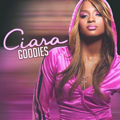 Ciara, Goodies, Piano, Vocal & Guitar (Right-Hand Melody)